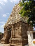 South Indian Temple Royalty Free Stock Images