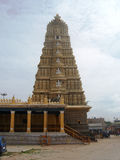 South Indian temple, Mysore Royalty Free Stock Image