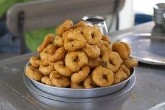 Mehandi Vada. South indian traditional Food Mehandi Vada Stock Images