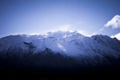 South Island Landscape, New Zealand. South Island Landscape Scenery, Central Otago, New Zealand Royalty Free Stock Image