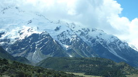South island of New Zealand Royalty Free Stock Image