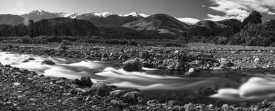 South Island River Royalty Free Stock Image