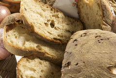 South italian bread Stock Photo