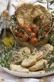 South italian hard bread Stock Photo