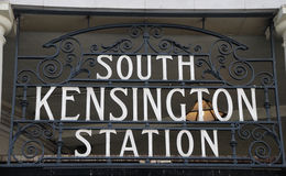 South kensington Stock Photography