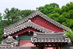 South Korea architecture Stock Photos