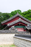 South Korea architecture Royalty Free Stock Photography