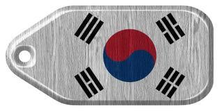 South Korea royalty free illustration