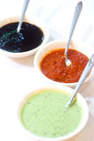 South korea food Royalty Free Stock Photo