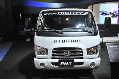 South Korea Hyundai Mighty Truck Royalty Free Stock Photo