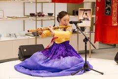 South Korea, Incheon International Airport - gala performance -