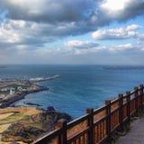 South Korea. Jeju island Stock Images