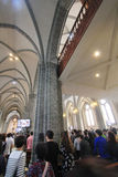 South Korea Myeongdong Cathedral in Seoul Royalty Free Stock Photos