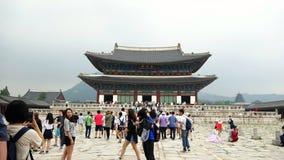 Seoul palace Stock Photos