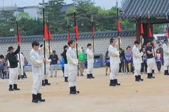 2015 South Korea Seoul Yeongam Wangin Culture Festival Stock Image
