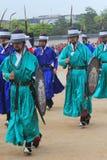 2015 South Korea Seoul Yeongam Wangin Culture Festival Stock Photo