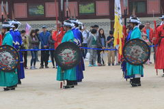 2015 South Korea Seoul Yeongam Wangin Culture Festival Royalty Free Stock Photography
