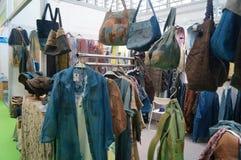 South Korean clothing sales Stock Photos