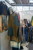 South Korean clothing sales Royalty Free Stock Photos