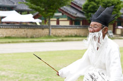 South Korean folklore Royalty Free Stock Photo