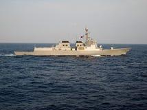 South Korean Naval Ship Royalty Free Stock Photography