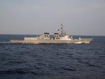 South Korean Naval Ship Royalty Free Stock Image