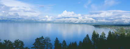 South Lake Tahoe Stock Photo