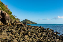 South Molle Island, part of the Whitsunday Islands in Australia Stock Photos
