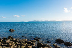 South Molle Island, part of the Whitsunday Islands in Australia Royalty Free Stock Photography