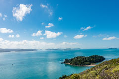 South Molle Island, part of the Whitsunday Islands in Australia Royalty Free Stock Photo