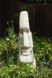 South Pacific diseñó el ornamento del jardín Fotos de archivo libres de regalías