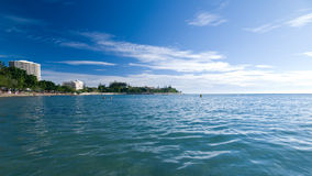 South Pacific Islands Royalty Free Stock Image
