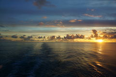 South Pacific Ocean Royalty Free Stock Photos