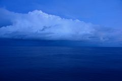 South Pacific Ocean Stock Photography