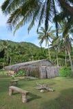 South Pacific Polynesian byRarotonga kock Islands Fotografering för Bildbyråer