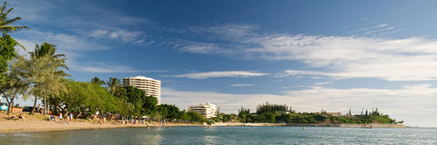 South- Pacificinseln Stockbild