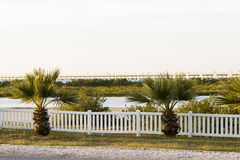 South Padre Island. In the winter Royalty Free Stock Image