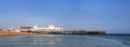 South Parade Pier. Portsmouth, UK royalty free stock photos