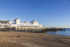 South Parade Pier, Southsea, Stock Photography