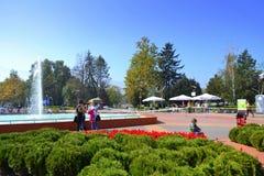 South Park view Sofia,Bulgaria Stock Photos