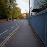 South Parks Road, Oxford University, Oxford Stock Images