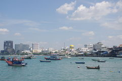South Pattaya Royalty Free Stock Photo