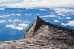 South Peak of Kinabalu mount Royalty Free Stock Photo