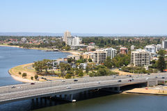 South Perth Royalty Free Stock Photos
