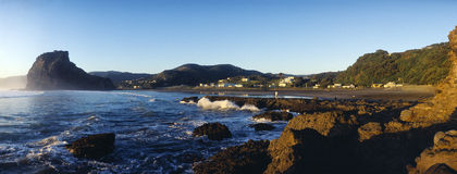 South Piha Stock Photography