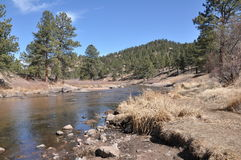 South Platte River Stock Photography