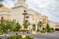 South Point Hotel and Casino Royalty Free Stock Photo