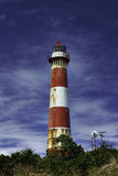 South point - one of the four lighthouses in Barbados Stock Photography