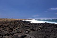 South point park, Hawaii Stock Photo