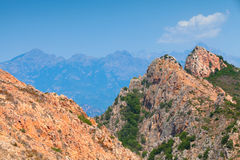 South region of Corsica island, France Stock Photo